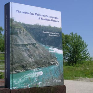 Ontario Geological Survey Special Volume 7 - Subsurface Paleozoic Stratigraphy