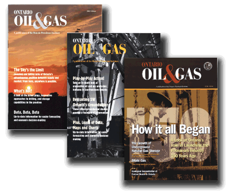OPI - Ontario Oil and Gas Magazines